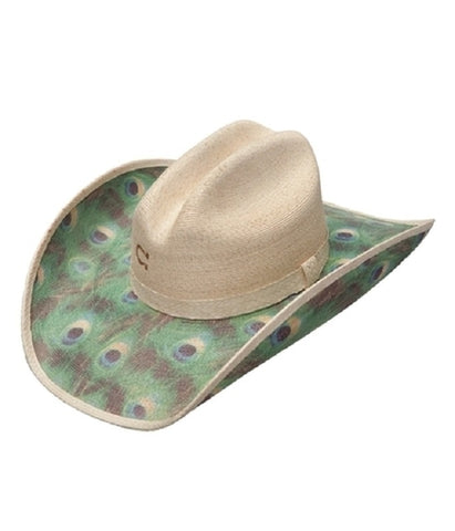 Charlie 1 Horse True Colours Straw Hat