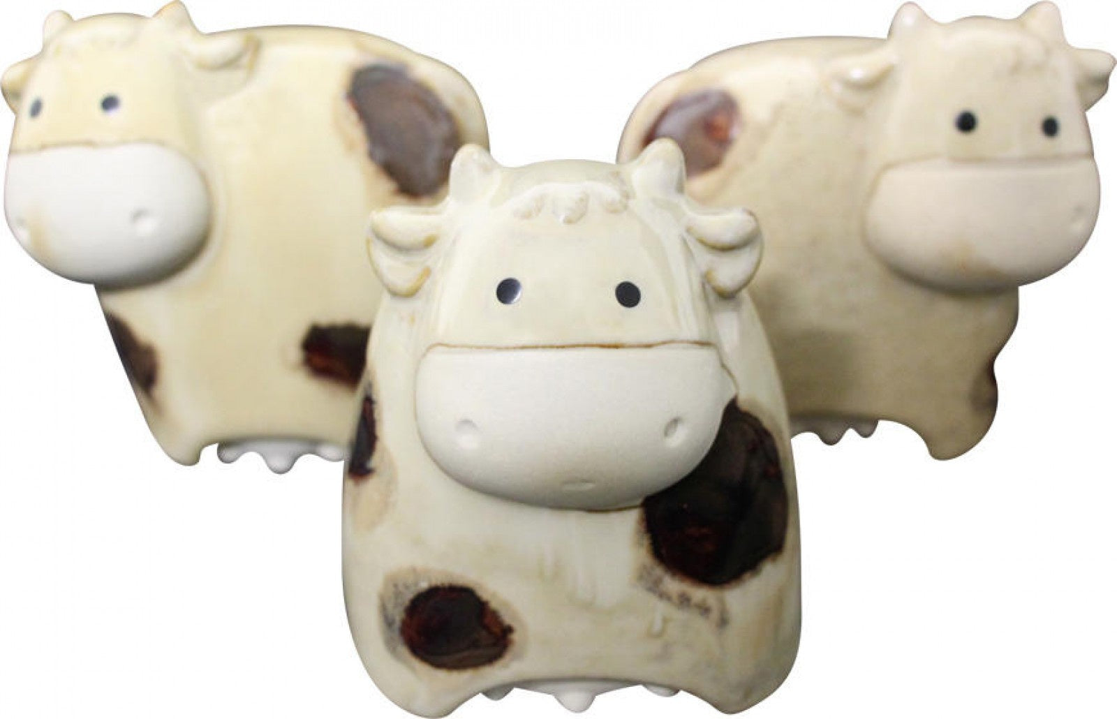 Ceramic Cows - Set of Three