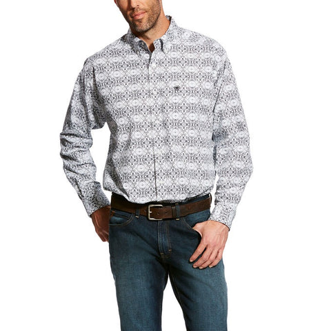 Ariat Mens Frasier Print Shirt