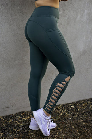 Tigress Activewear Xena Full Length Legging