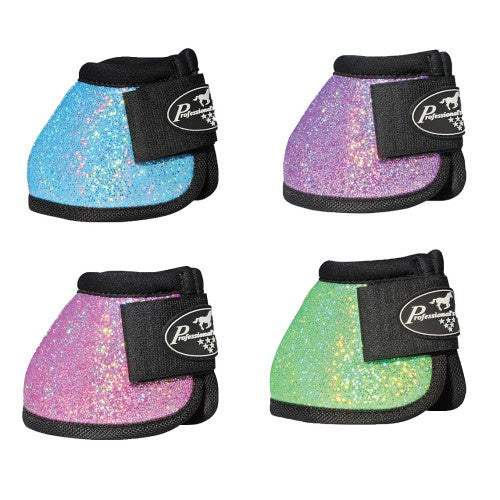 Professionals Choice Glitter Bell Boots