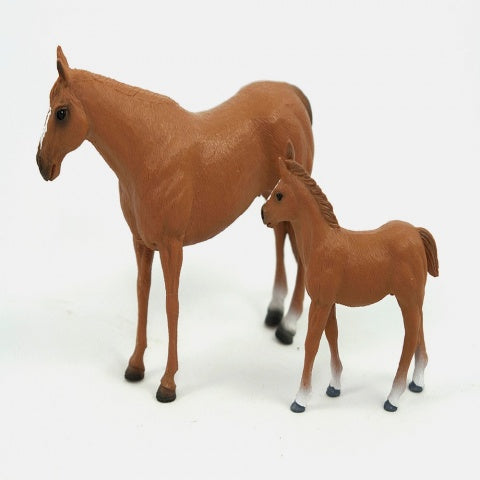 Big Country Toys Mare and Foal