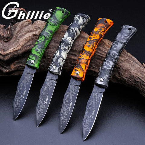 Ghillie Knife - Grey