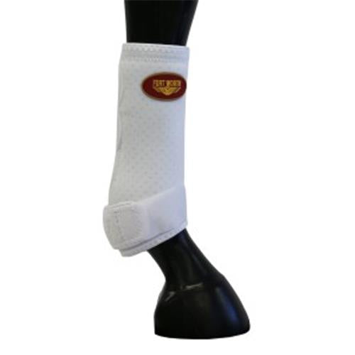 Fort Worth Sports Boots / White/ Suit Front or Rear