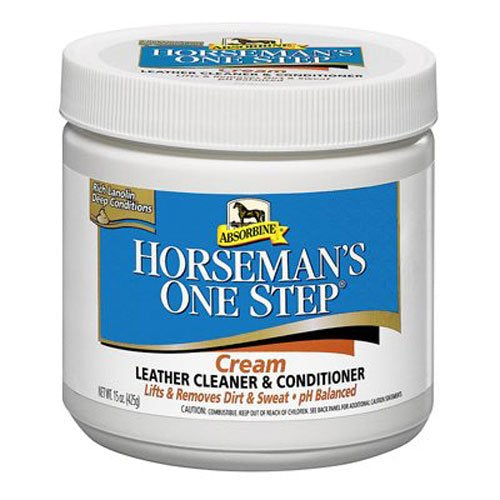Horseman's One Step Leather Conditioner