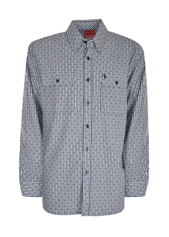 Thomas Cook Mens Forsyth 2-PKT L/S Shirt