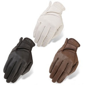 Heritage Performance GPX Show Gloves - Chocolate