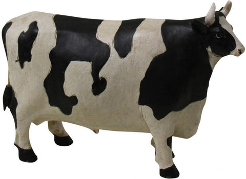 Cow - Black and White
