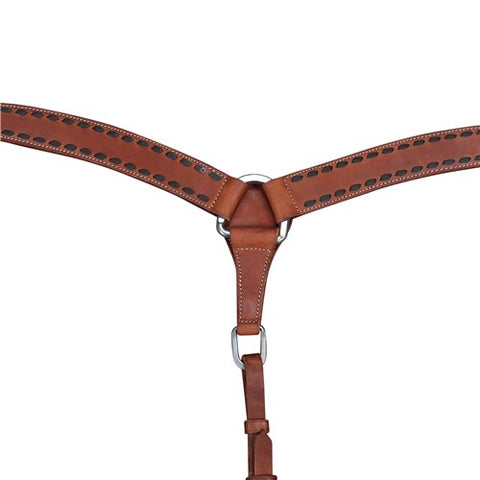 Fort Worth Buckstitch Breastcollar
