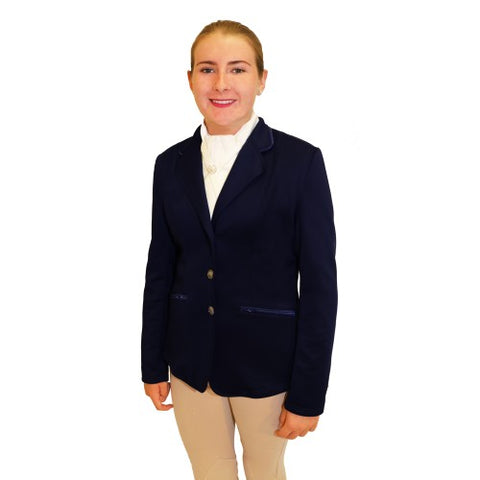 Huntington Girls Chloe Riding Jacket