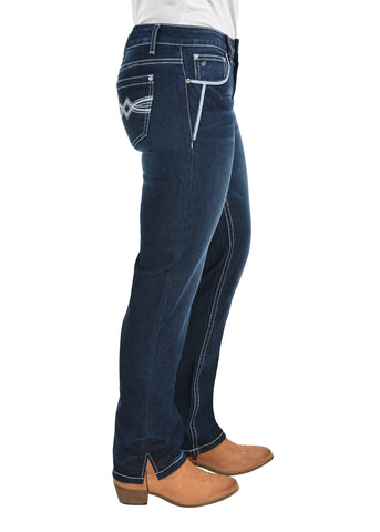 Pure Western Nancy Straight Leg Jeans