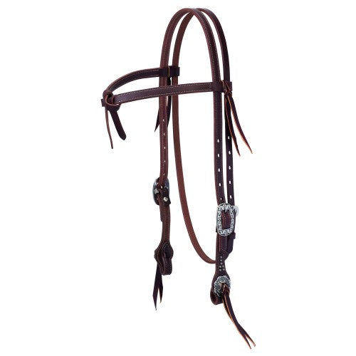 Weaver Work Tack JW Futurity Browband Headstall