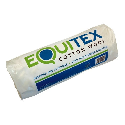 Equitex Cotton Wool Roll - 500g