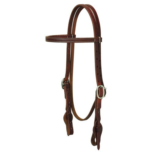 Weaver Working Cowboy Quick Change Bridle - Full