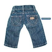 Wrangler All Around Baby Boy 5 Pocket Jeans