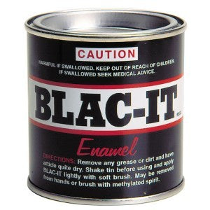 Blac-It Enamel