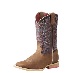 Ariat Youth Vaquera Purple Sunset Boots