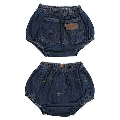 Wrangler Baby Denim Diaper Cover