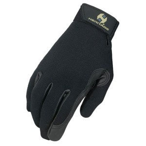 Heritage Performance Riding Glove Black