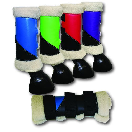 Showmaster All Purpose Fleece Boots