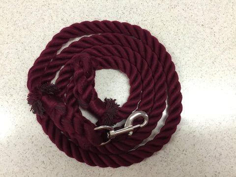 Lead Rope - Cotton