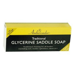 Ambassador Glycerine Saddle Soap