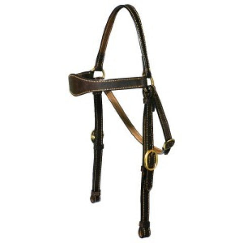 Stock Master 3/4 Barcoo Bridle