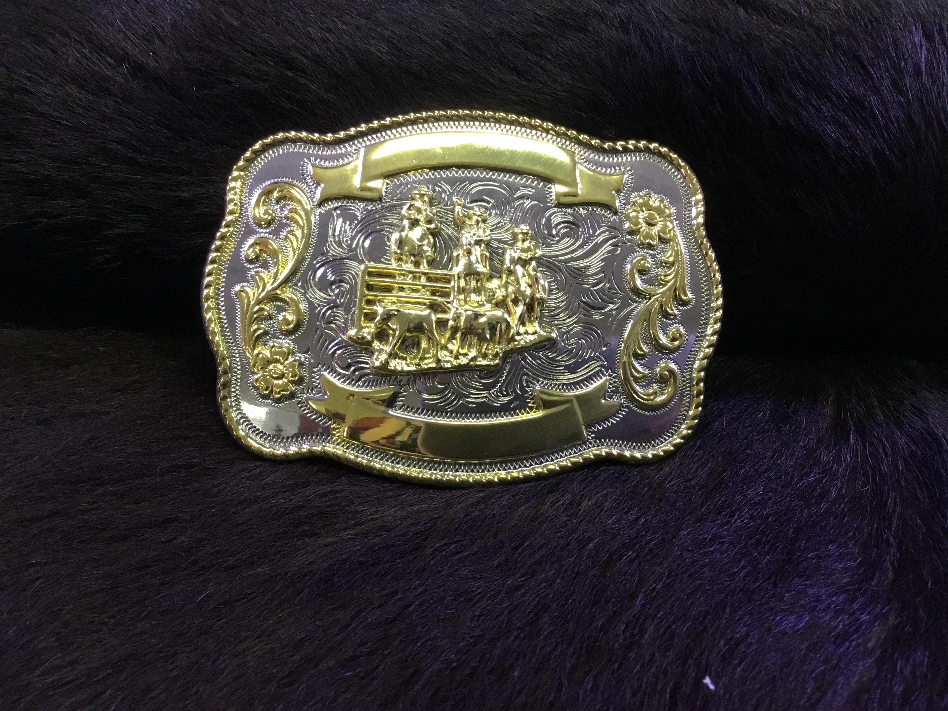 Brigalow - Team Penning Trophy Buckle
