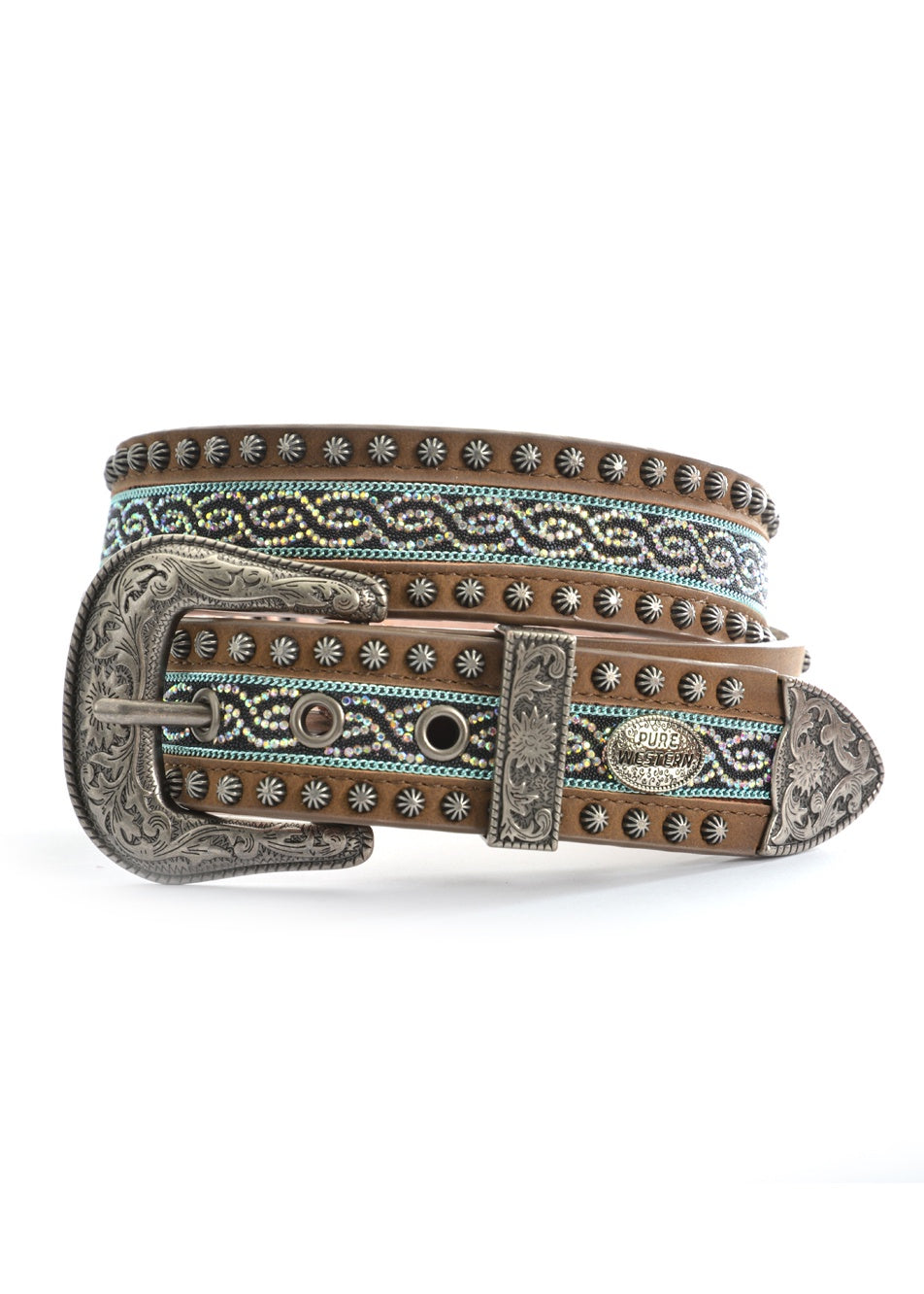 Pure Western Womens Rae Belt