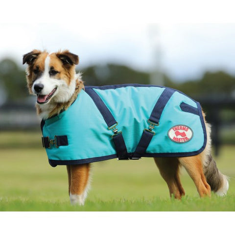 ThermoMaster Supreme Dog Coat Teal