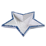 Mini Star Trinket Tray - Ceramic