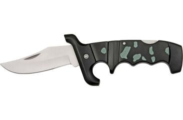 Camo Defender Folding Knife