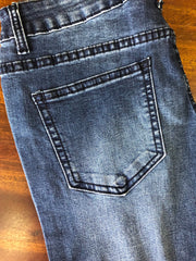 Outback Farah Embriodered Jeans