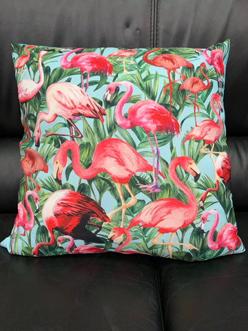 Flamingo Cushion 40X40CM
