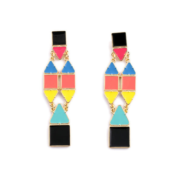 Alessia Earrings - Little Bisous