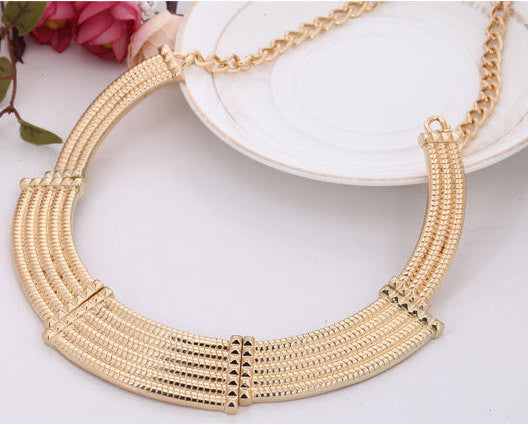 Alina Necklace Gold