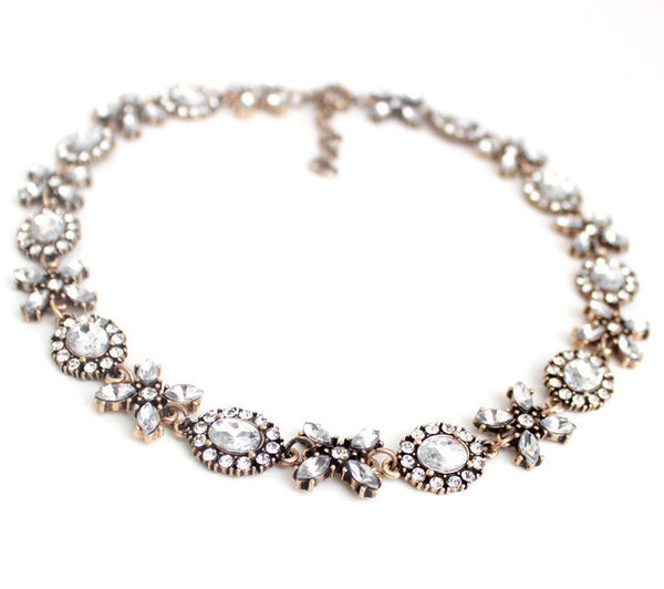 Henrietta Necklace - Little Bisous
