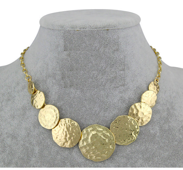 Jocelyn Necklace Gold