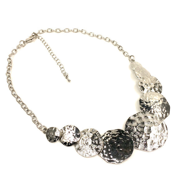 Jocelyn Necklace Silver