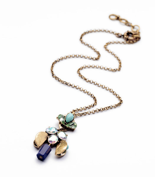 Olivie Necklace - Little Bisous