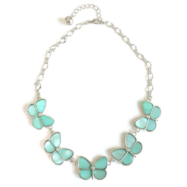 Papillon Necklace - Little Bisous