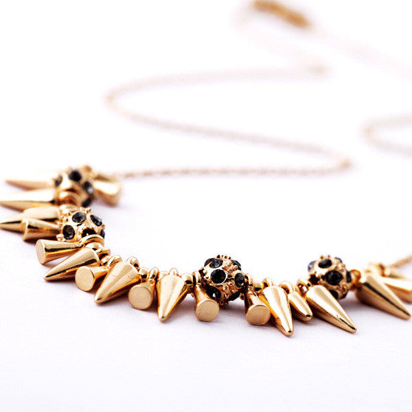 Piper Necklace Gold - Little Bisous