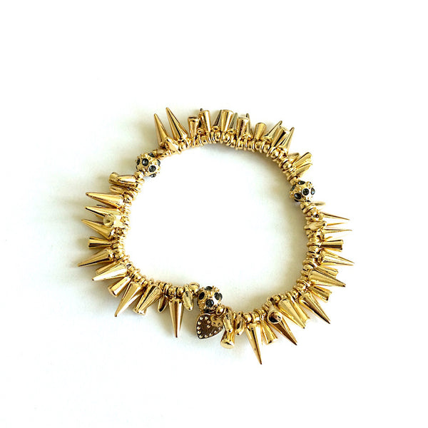 Piper Bracelet Gold - Little Bisous
