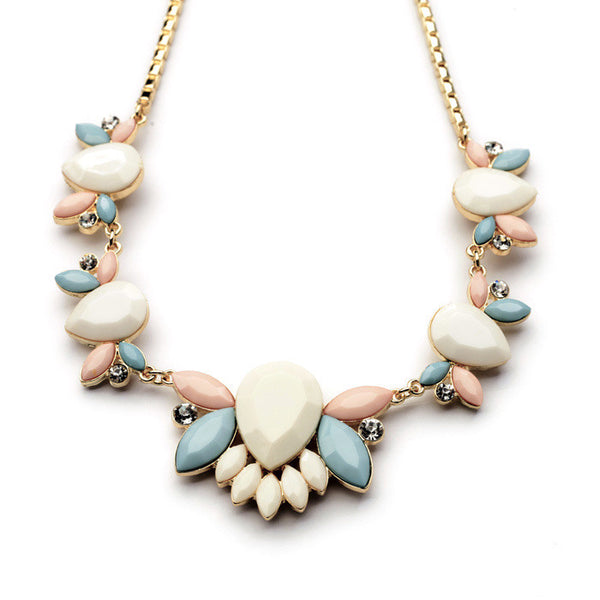 Virginie Necklace - Little Bisous