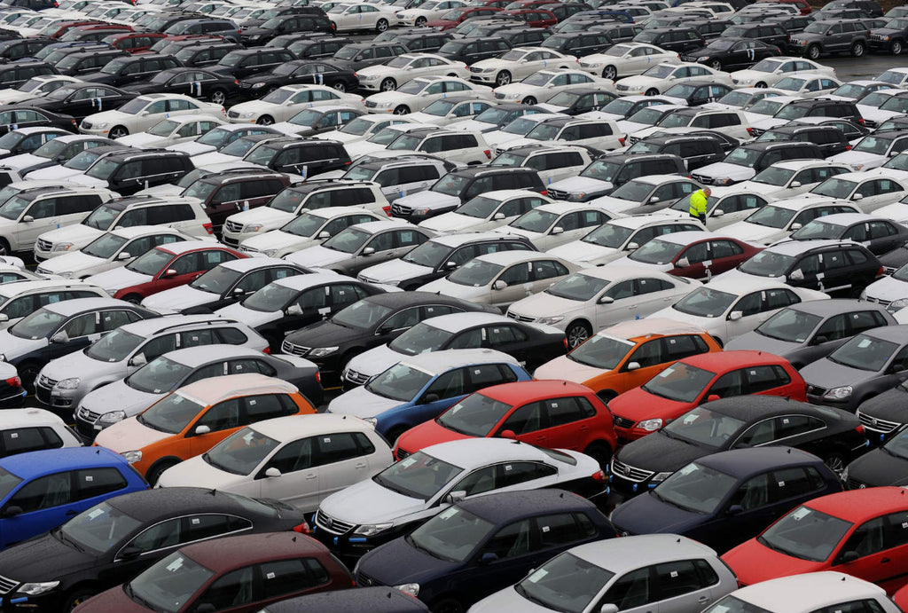 $5 billion worth of used cars sitting unsold in Germany due to diesel fears