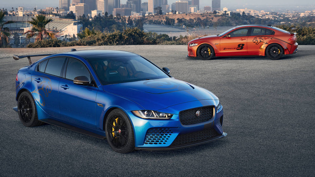 New Radical Jaguar Sedan Makes It U.S. Debut In 5 Days