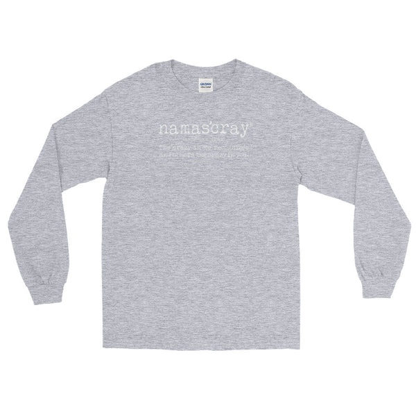 Men's Long-Sleeve Shirt