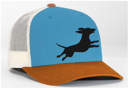 Firecracker Wiener National Blue/Orange Hat