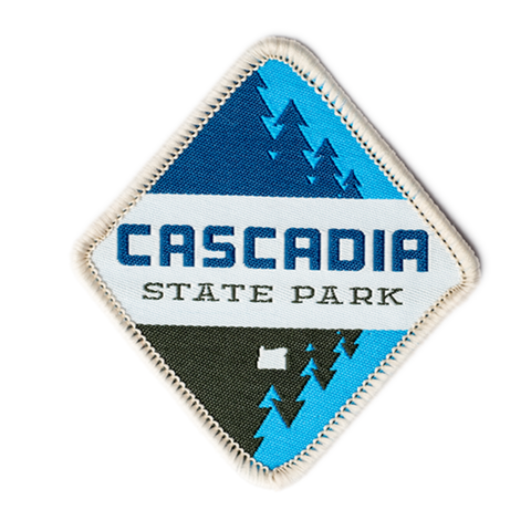 Cascadia State Park Patch