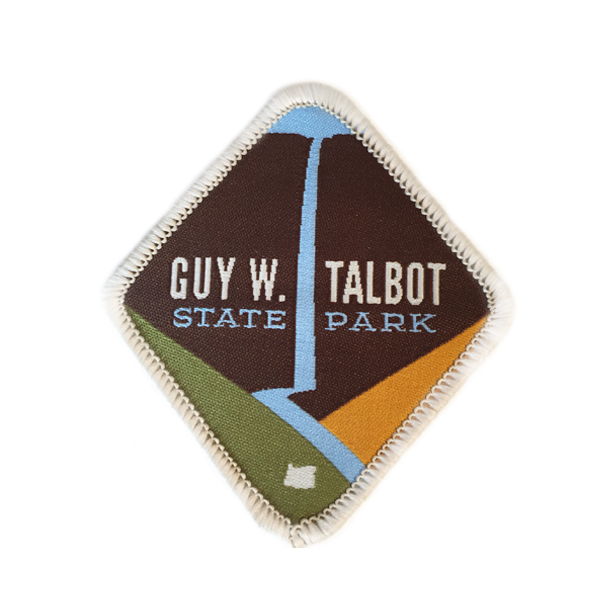Guy W. Talbot State Park Patch